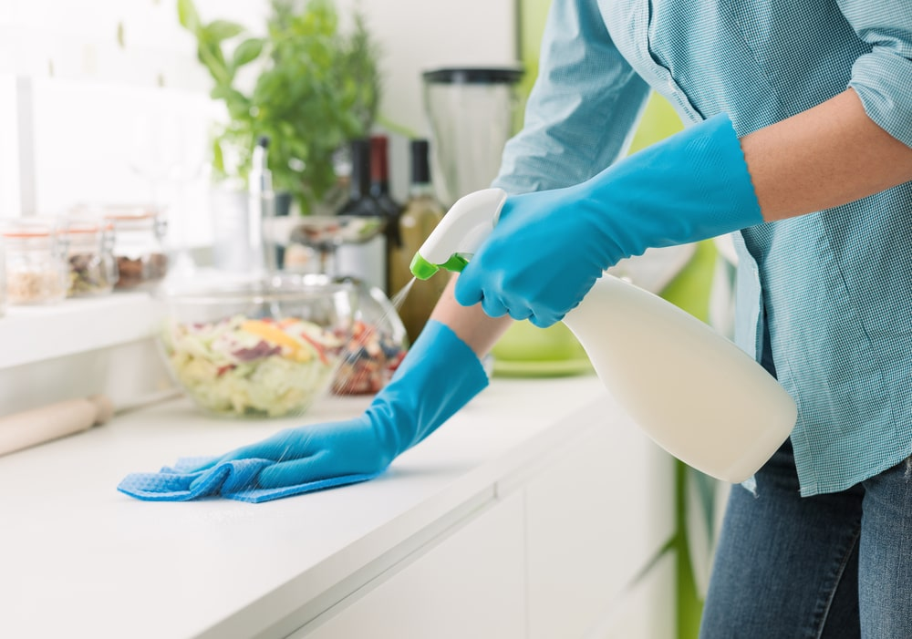 Ensure overall kitchen cleanliness daily